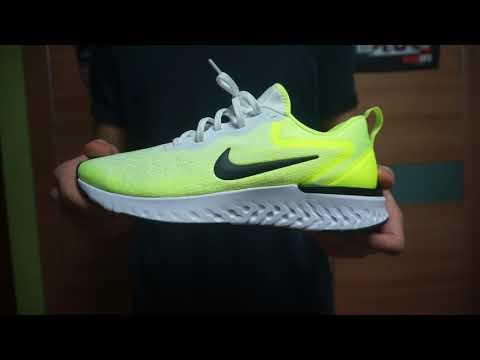 5c24255de3056 Nike Odyssey React  First lookg   On feet