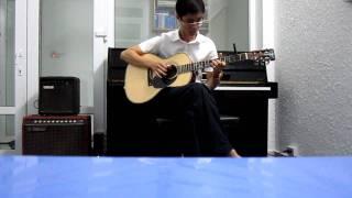 Nang Vang Bien Xanh Va Anh - Ninh Sungha