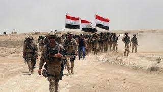 الجيش العراقي يقتحم الحمدانية بعد تحرير ناحية النمرود