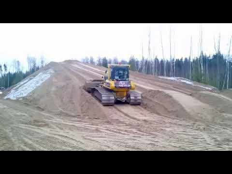 Аренда дорожной техники #bulldozer