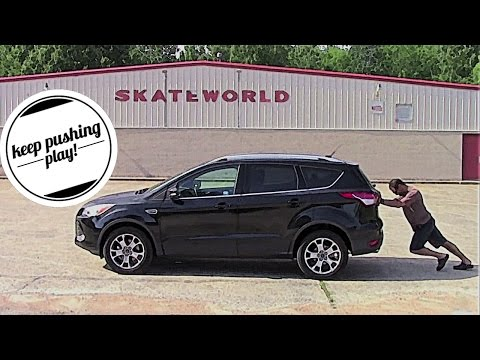 2015 Ford Escape Test Drive and Review