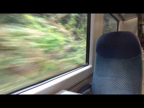 NI Railways   4000 Class   4014   Belfast To Carnalea & Bangor West   Train Ride   10/10/2019   HD