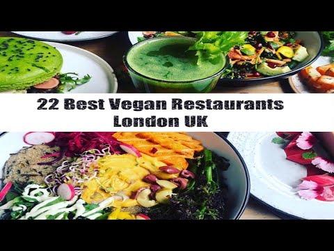 22 BEST VEGAN RESTAURANTS IN LONDON UK