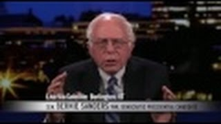 Bernie Urges Supporters to Get Behind Hillary | Real Time with Bill Maher (HBO)