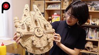 Cardboard Artists/ダンボール女子 大野萌 検索動画 13