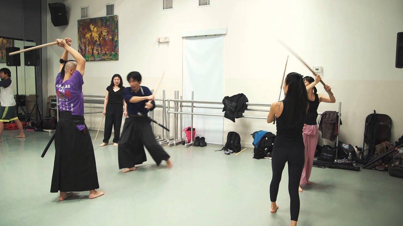 Samurai Sword Fighting Class - NYC