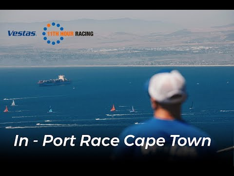 In-Port Race Cape Town