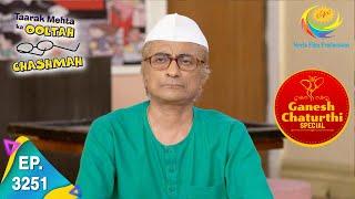 Download Taarak Mehta Ka Ooltah Chashmah - Ep 3251 - Full Episode - 10th September 2021