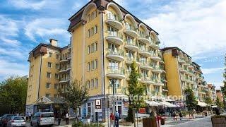 Спа отель PALACE HEVIZ Хевиз, Венгрия - sanatoriums.com(Спа отель «Palace Heviz» http://www.sanatoriums.com/ru/heviz/spa-otel-palace-heviz-1311 расположен на центральной улице курорта Хевиз, в 8..., 2015-04-24T19:27:11.000Z)