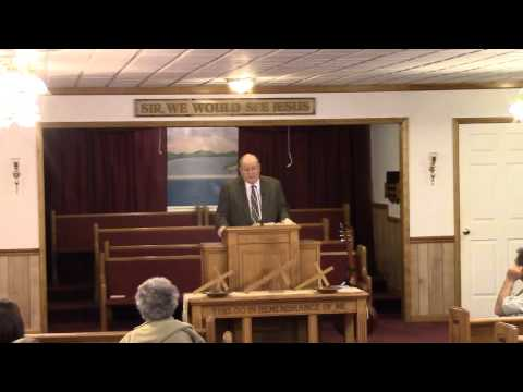 Pastor Thacker   Search your Heart