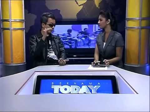 Dhipa Palani with Karl Cromok