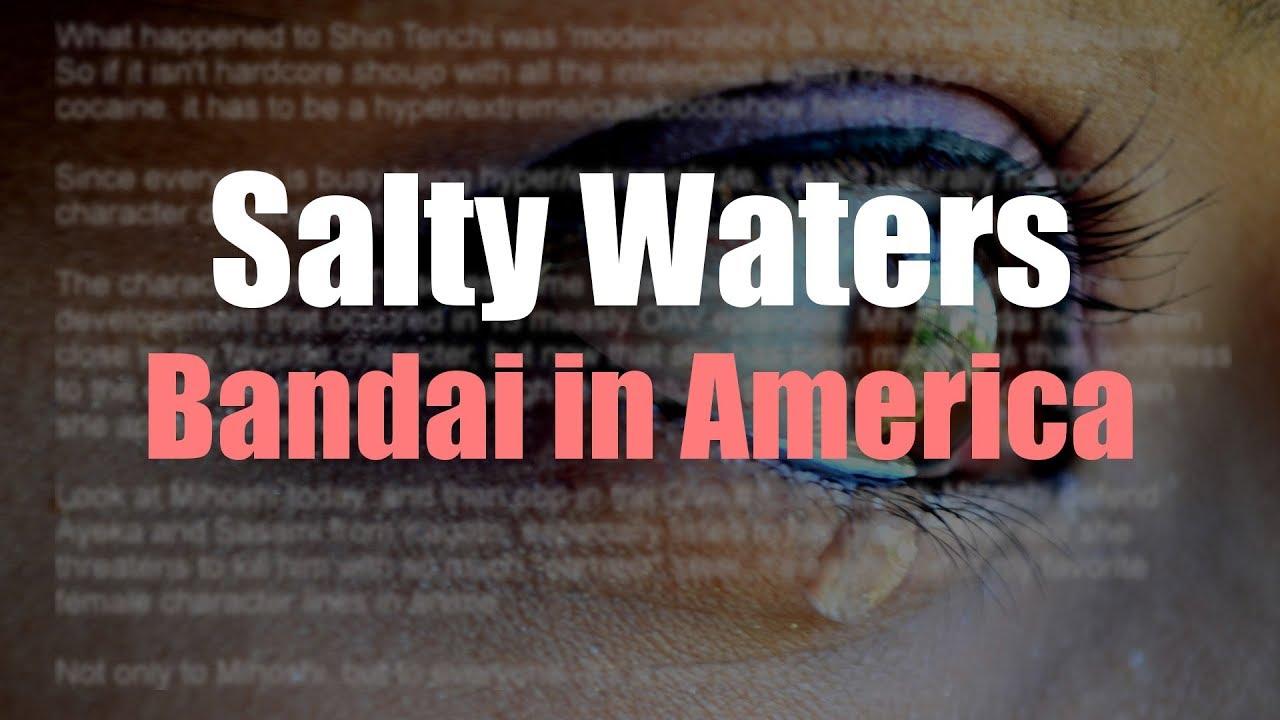 Bandai In America Salty Waters Dramatic Reading Youtube