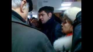 видео Банк Надра банкрот, не проводит платежи, сюжет ТВ-5, Запорожье, комментарий юриста Черкашина