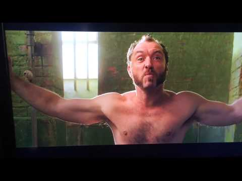 Dom Hemingway opening scene