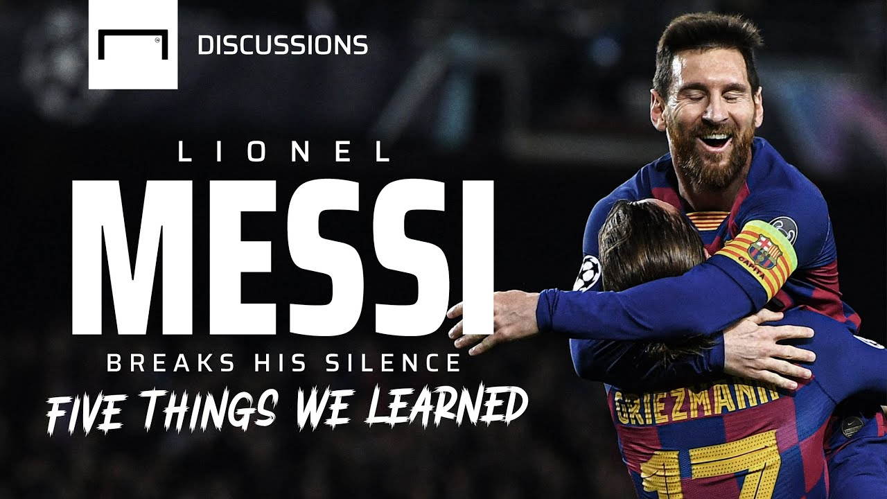 Lionel Messi: Five things we learned from bombshell interview