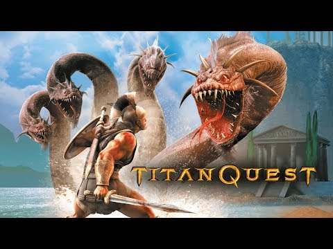 Titan Quest Official Mobile Trailer // iOS & Android