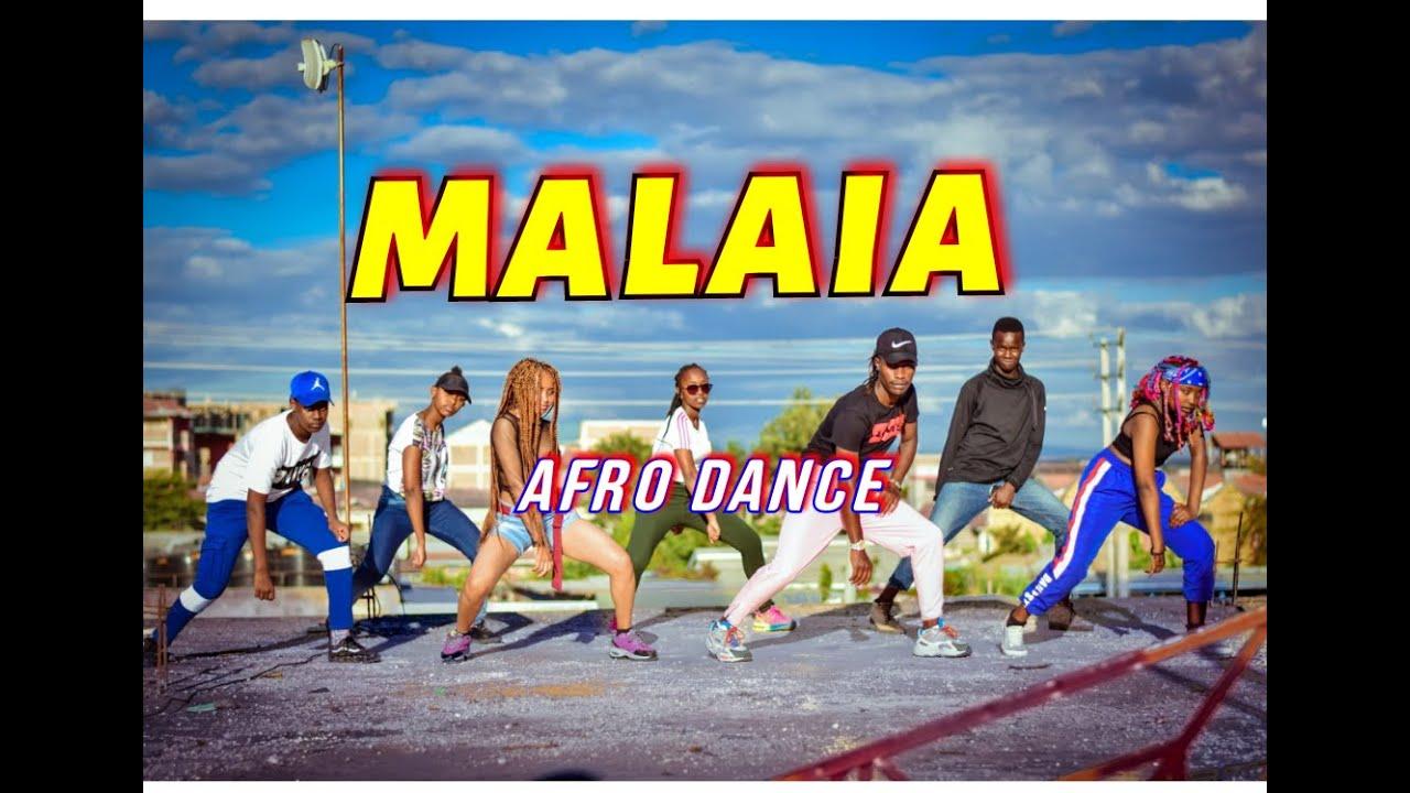 Studio Bros - Malaia |Afro Dance Freestyle #trending