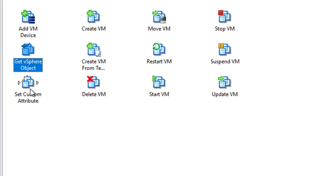 Introduction to the Integration Pack for VMWare VSphere
