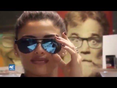 Vuelve la moda italiana de gafas