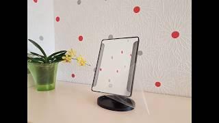 Обзор зеркала с LED подсветкой для макияжа