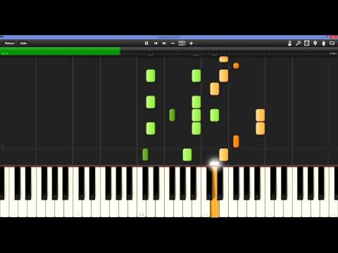GET FREE Major Lazer feat Amber Piano Tutorial   SYNTHESIA