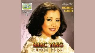 Hoàng Oanh | Giây Phút Tạ Từ | Trần Thiện Thanh
