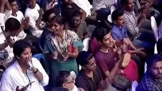 STR Singing in Pyar Prema Kadhal Audio Launch - Audience Reaction