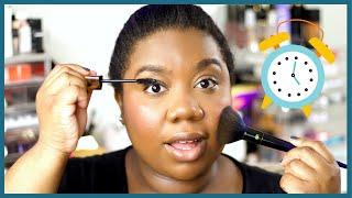5 Minute Makeup CHALLENGE | Lou's Beauty Closet