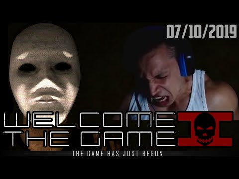 Tyler1 Plays Welcome To The Game II [07/10/2019]