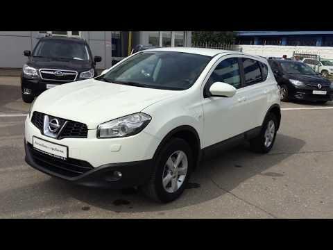 Купить Nissan Qashqai (Ниссан Кашкай) 2.0 141 лс  2011 г.  2011 г. с пробегом
