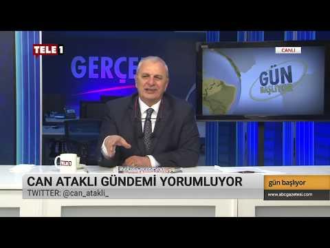 Gün Başlıyor - (19 Kasım 2018) Can Ataklı | Tele1 TV