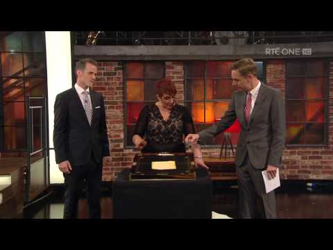 The Late Late Antiques Special winner | The Late Late Show | RTÉ One