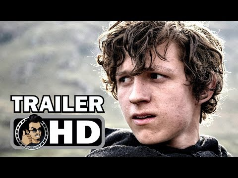PILGRIMAGE Official Trailer (2017) Tom Holland Action Thriller Movie HD