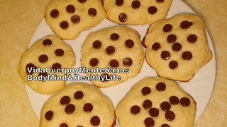 Low-fat Chocolate Chip Cookies How To Make Chocolate Chip Cookies Light