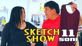 Sketch SHOW 11-soni (Mirzabek Xolmedov, Zokir Ochildiyev, Abror Baxtyarovich)
