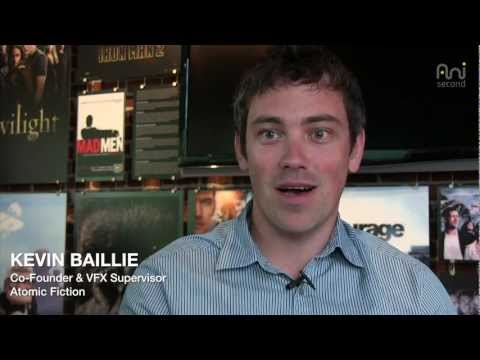 Interview | Atomic Fiction | Kevin Baillie | Autodesk Media Summit 2012