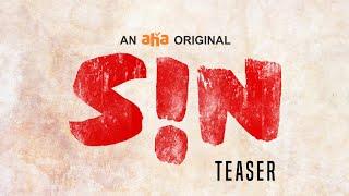 SIN teaser l Thiruveer | Deepti Sati | Jeniffer Piccinato | Ravi Varma | An aha original