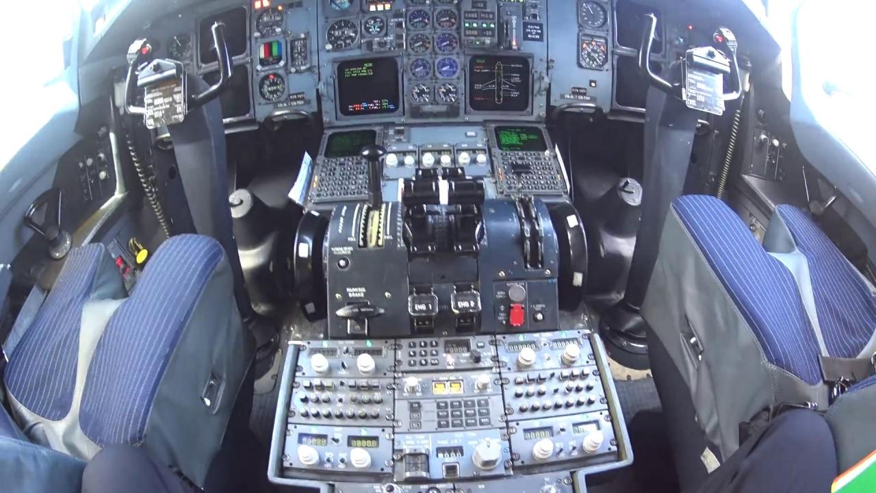 A310 Cockpit - Ein Blick in die Vergangenheit [HD]