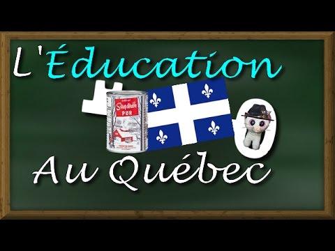 L'éducation au Québec ! EPP#1