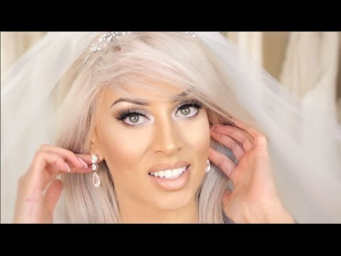 Complete Step-By-Step Bridal Makeup Tutorial Talk Through | @BRIDES Inspired