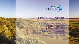 Oates Vic Open | Final Round
