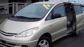 2000 Toyota Estima People Mover For Sale On Trade Me At Free To Sell Whangarei