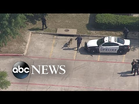 2 police officers shot and critically wounded: Authorities