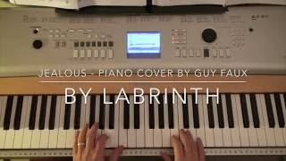 Download Lagu Jealous by Labrinth - Piano Cover - (Instrumental) - by Guy Faux Mp3
