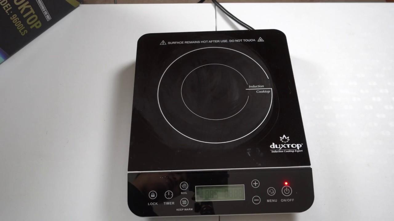 induction dual portable black duxtop gm com counter countertop countertops small top watt dining kitchen stove cooktop electric burner della amazon dp