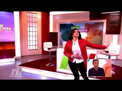 Can Bruno Guess Shirley Ballas' Dance Moves? | Loose Women
