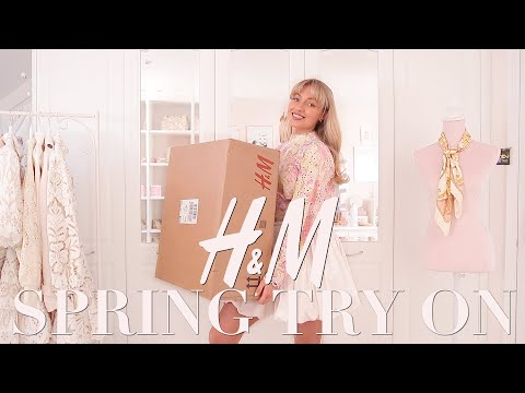 H&M Spring try on haul ~ Spring Fashion Edit ~ Freddy My Love from YouTube · Duration:  15 minutes 27 seconds