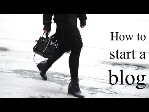 Top Five Tips on Starting a Blog   HeyDahye