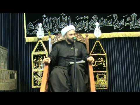 4th Muharram - Sheikh Mohammed Ali Ismael : Sakina Trust 1434