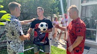 ВЫГНАЛИ ИЗ КОМАНДЫ! Теперь Ромео не играет в Футбол! Ребята быстро нашли ему замену!